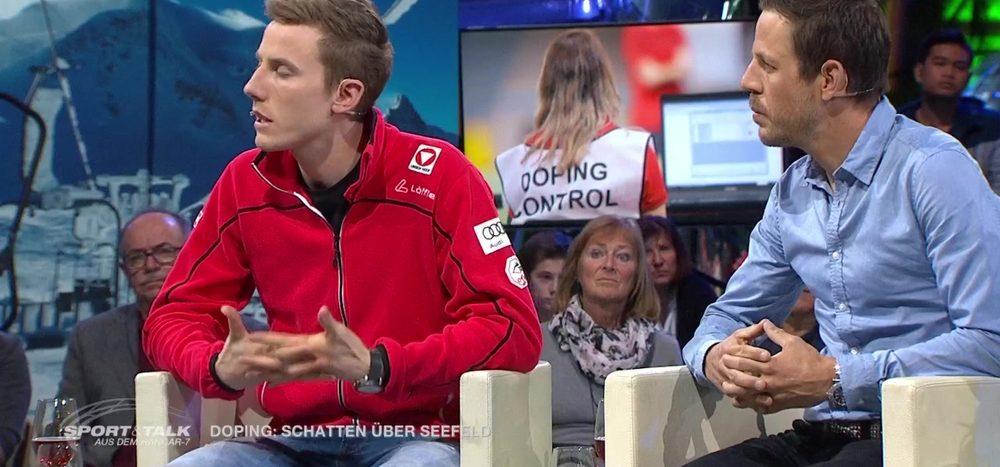 """Stadlober über das """"Warum?"""""""