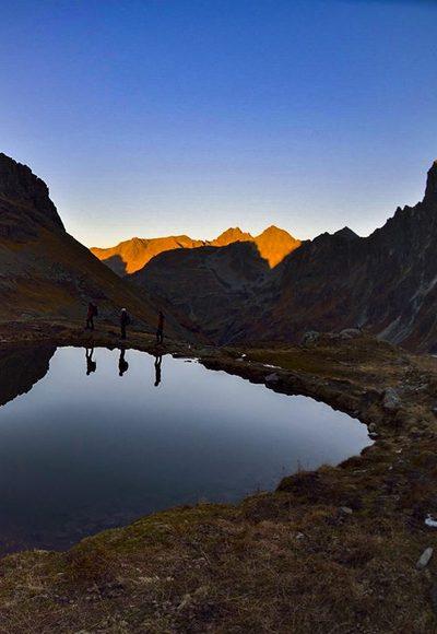 Der Arlberg - Im Land der…