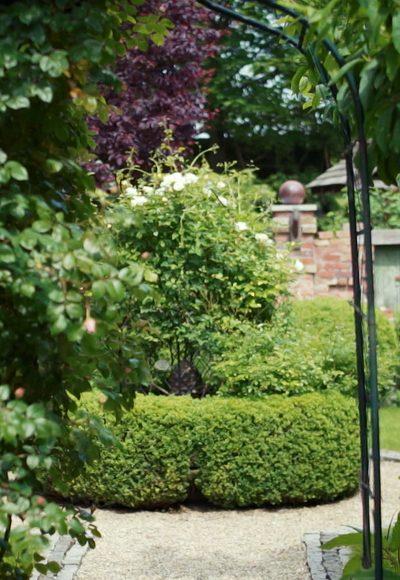 Vom Gartentraum zum…