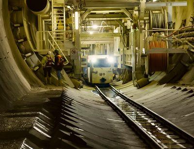Milliarden für Bahntunnel