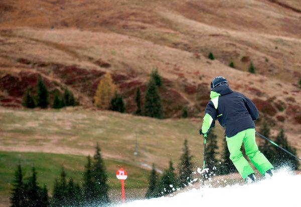 Klimaschutz oder Skifahren?