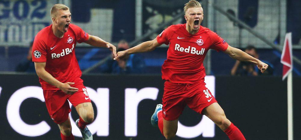 """Salzburg in Liverpool auf der Suche nach """"perfektem Spiel"""""""