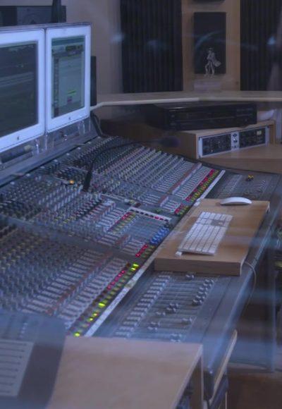Ein Tonstudio im Saustall