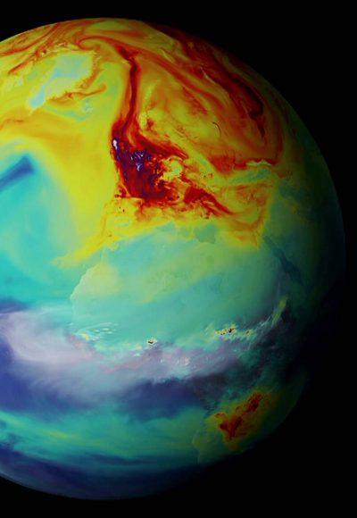 Alles über CO2