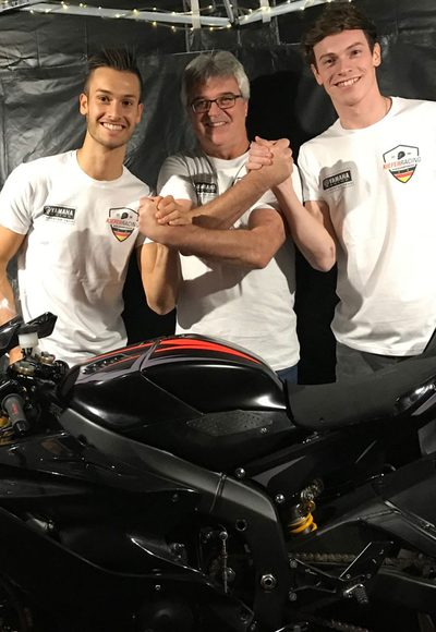 Gradinger zu Kiefer-Racing