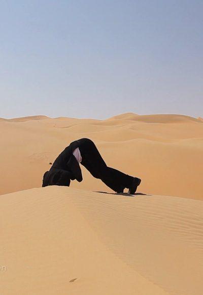 """Warum: """"Kopf in den Sand""""?"""