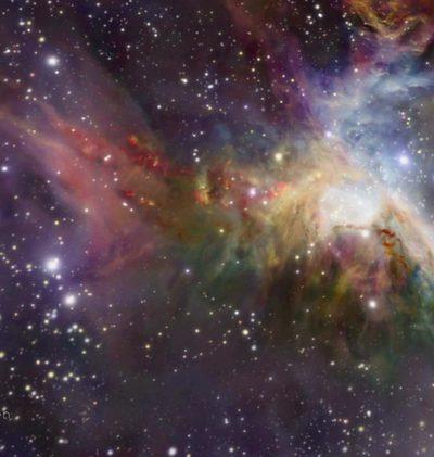 Wie entstehen Sterne?