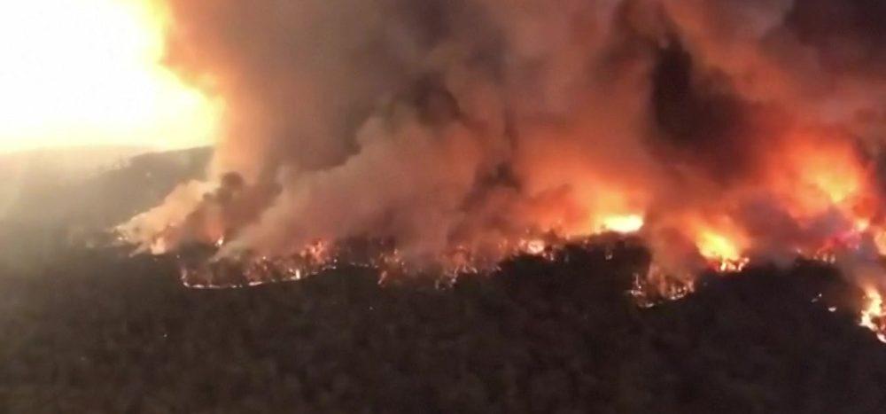 Verheerende Buschbrände: Spenden Sie mit ServusTV und den Australian Open für die Katastrophenhilfe