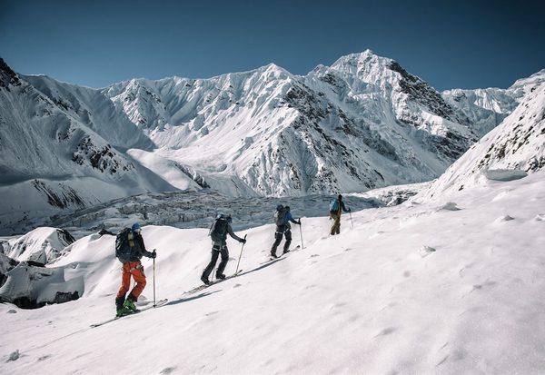 Karakorum - Auf Skiern ins…