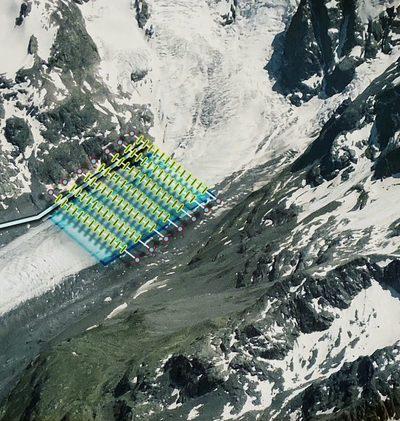 Rettung für die Gletscher?