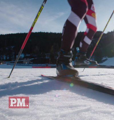 Warum gleiten Ski so gut…
