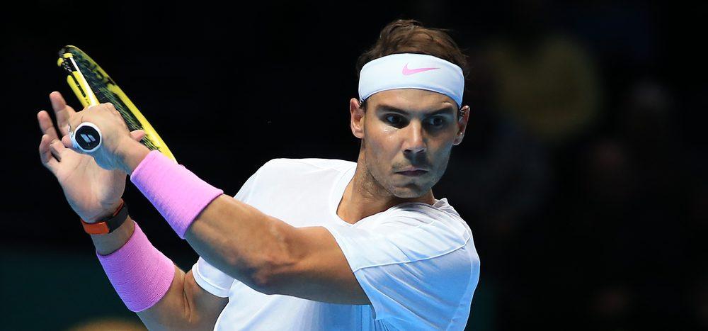 ATP Cup: David Goffin schlägt Rafael Nadal in zwei Sätzen