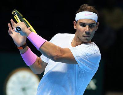 Nadal klar geschlagen