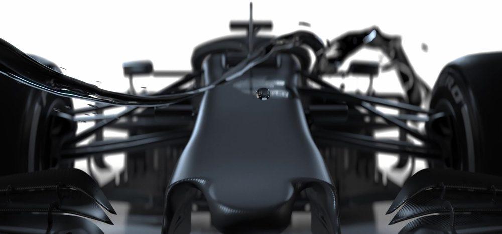 In Schwarz gehalten: Erster Blick auf AlphaTauri Honda-Boliden