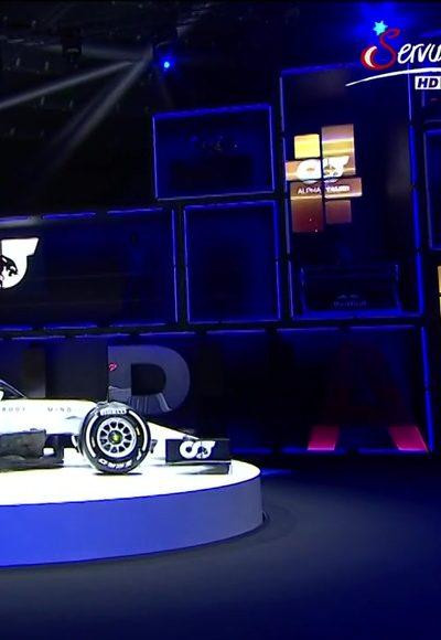 F1: AlphaTauri enthüllt
