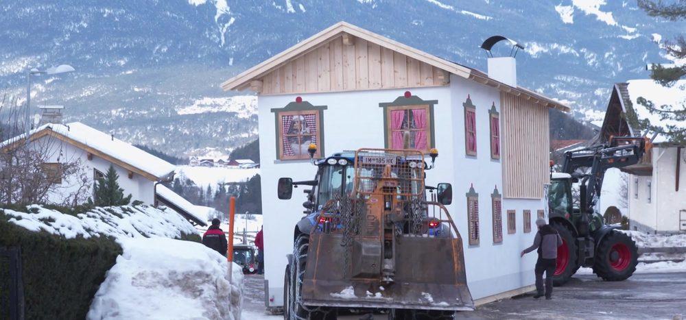 Ein Dorf im Ausnahmezustand