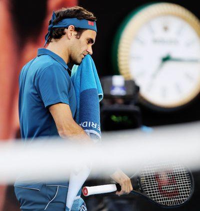 Federer hat noch Großes vor