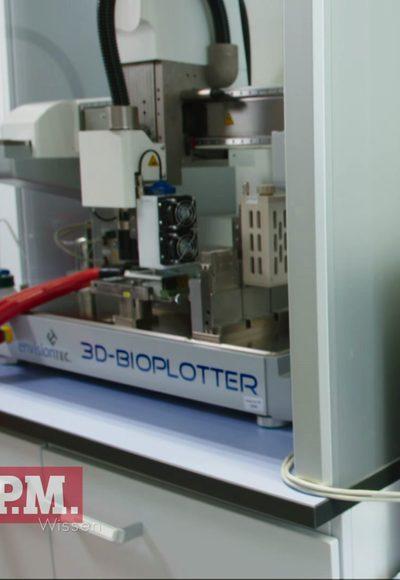 Was ist Bio-Printing?