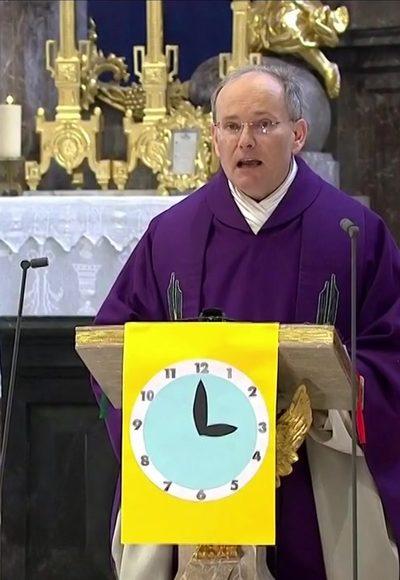 Heilige Messe aus der…