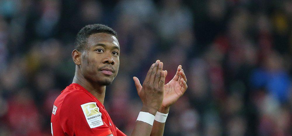 Fußball: David Alaba vor Abschied beim FC Bayern?