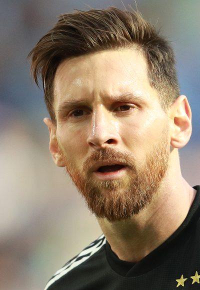 Messi mit Millionen-Spende