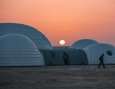 Isolation: Raumfahrt-Tipps