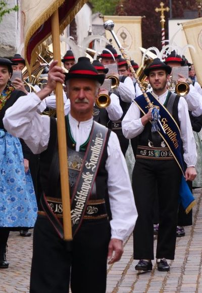 Das Südtiroler Sarntal
