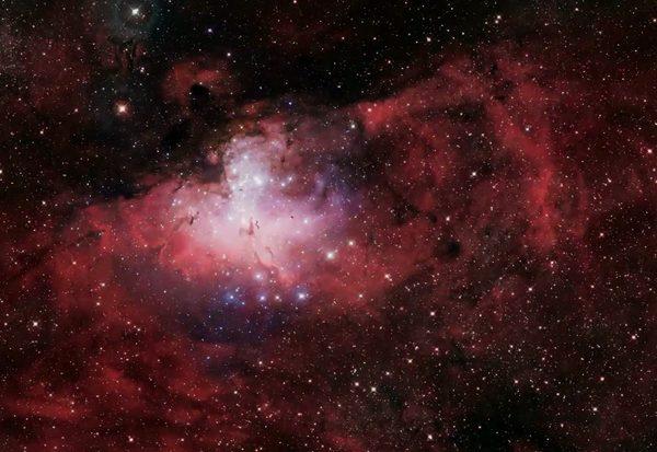 Was sehen wir mit Hubble?