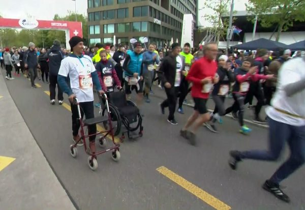 6 Jahre Wings for Life Run