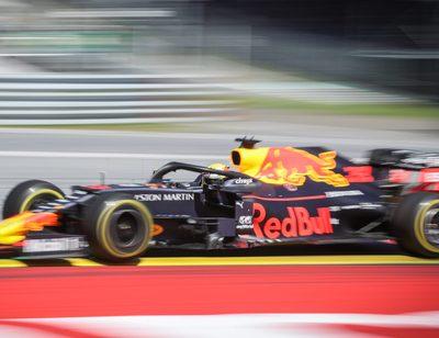F1-Doppel in Spielberg fix