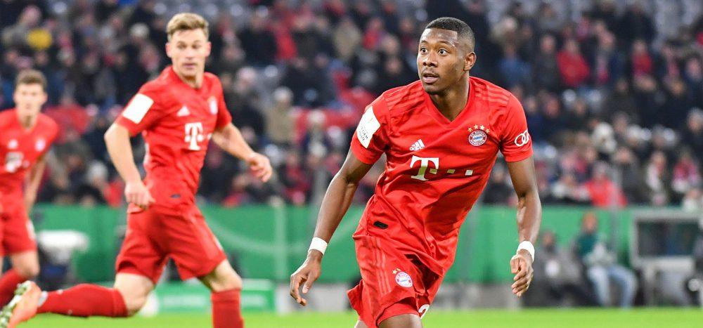 DFB-Pokal: Bayern vs. Frankfurt LIVE bei ServusTV und im Stream