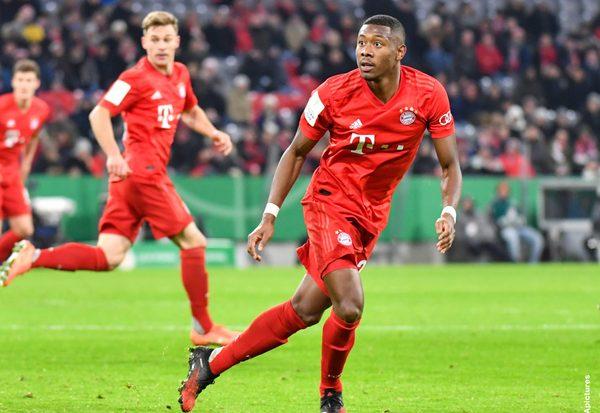 Bayern vs. Frankfurt LIVE