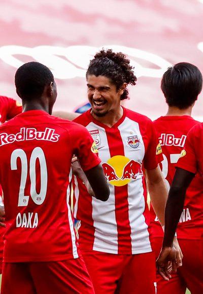 Salzburg krönt seine Saison