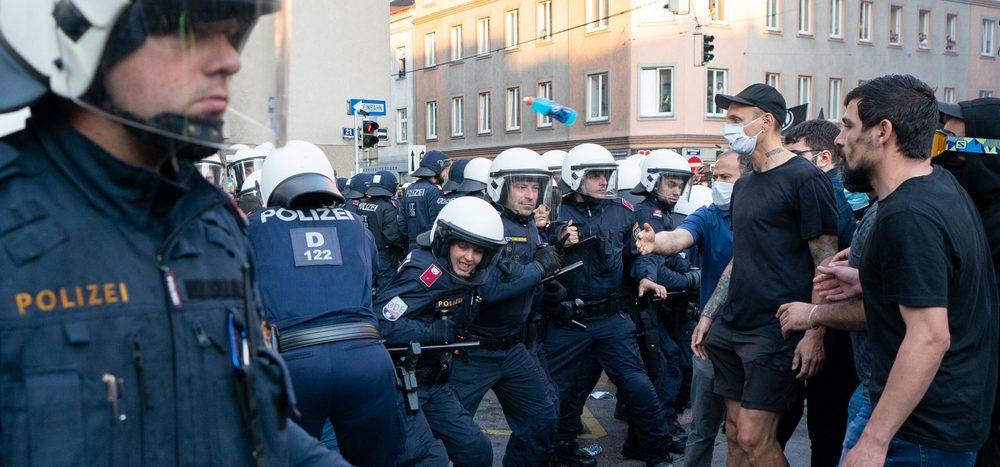 Serie von Gewalt-Exzessen schockiert Europa