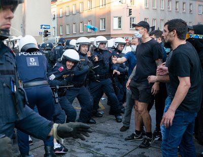 Gewalt-Serie in Europa