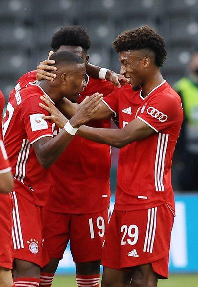 Bayern gewinnt DFB-Pokal