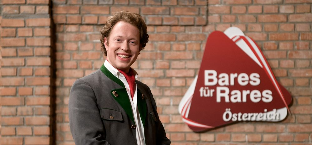 Experte bei Bares für Rares Österreich: Constantin Staus-Rausch, BA