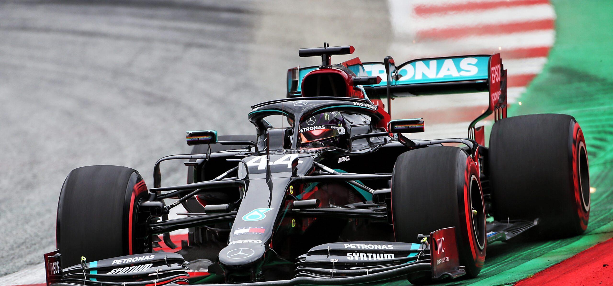 Formel 1: Hamilton setzt erste Duftmarke in Spielberg