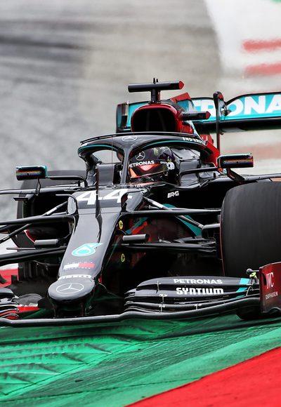 F1: Hamilton dominiert
