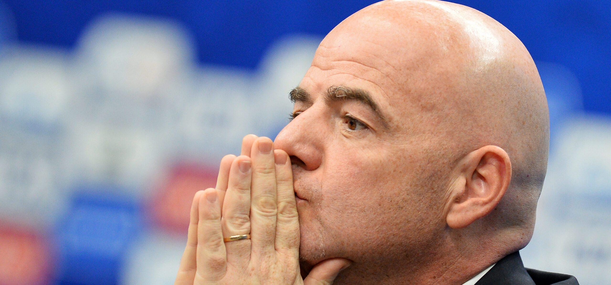 Fußball: Infantino in Erklärungsnot – Strafverfahren gegen FIFA-Boss