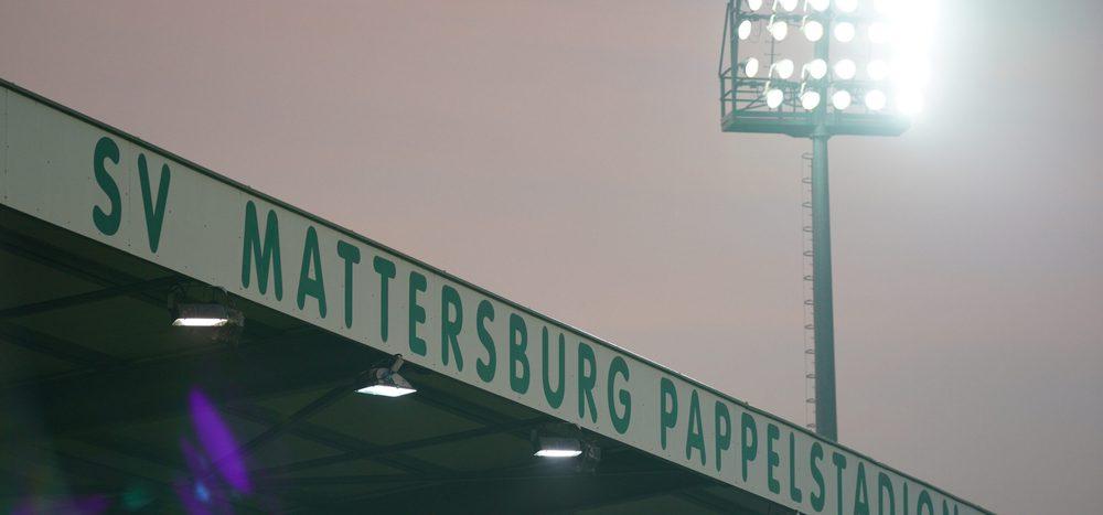 Fußball: Schicksals-Tag für den SV Mattersburg