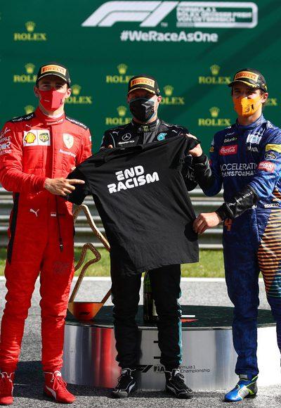 F1: Titelkampf ist eröffnet