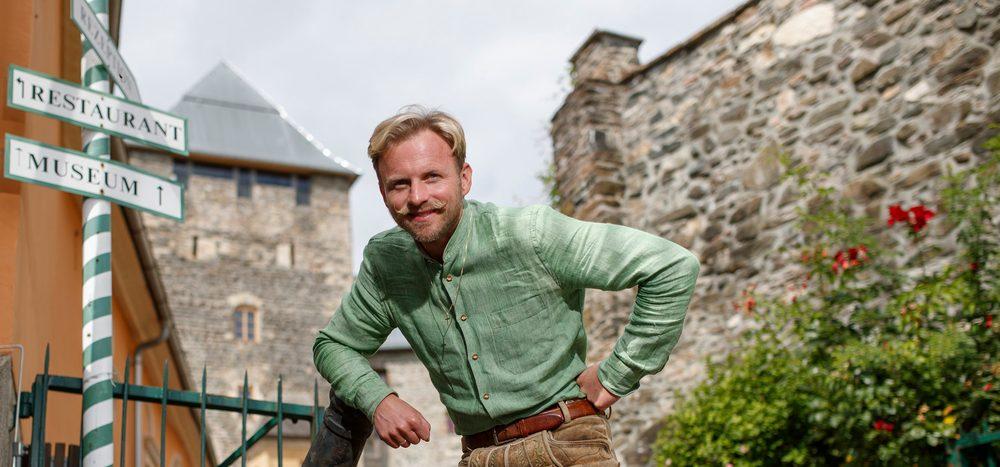 Ab Oktober bei ServusTV: Heimat Sterne mit Willi Gabalier