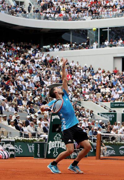 French Open mit Zuschauern
