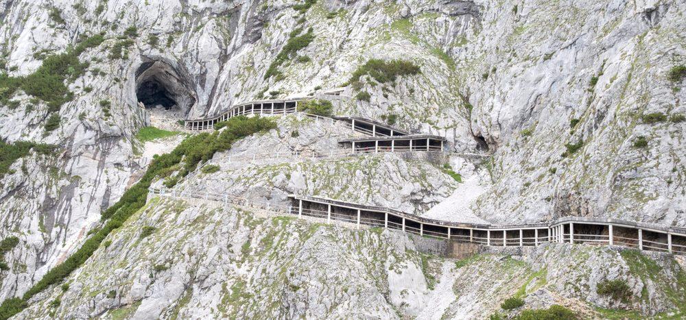 Jugendlicher bei Steinschlag vor Salzburger Eisriesenwelt getötet