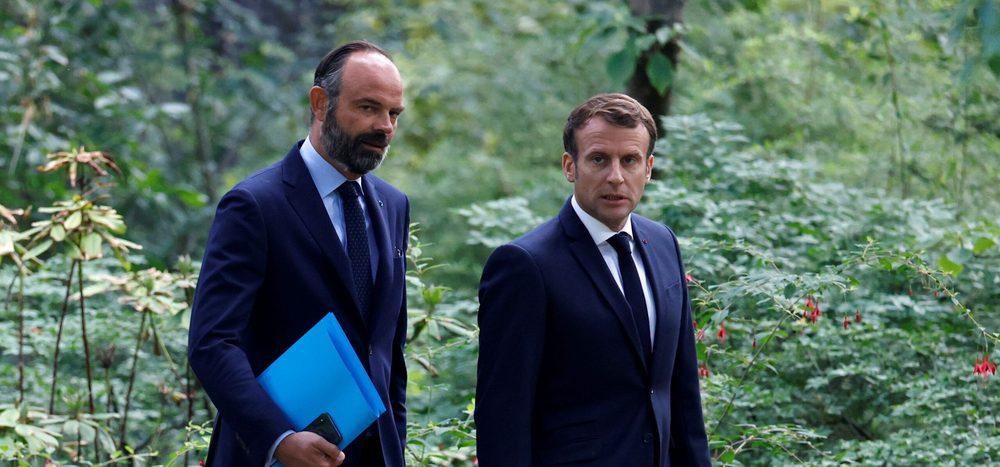 Frankreichs komplette Regierung zurückgetreten