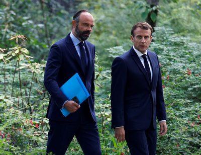 Frankreichs Regierung geht