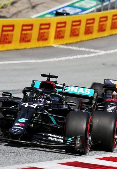 Formel 1: Ferrari-Kollision