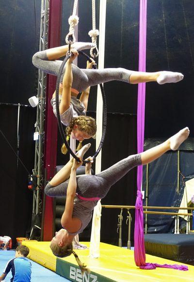 Zirkusschule: Salto vitale!