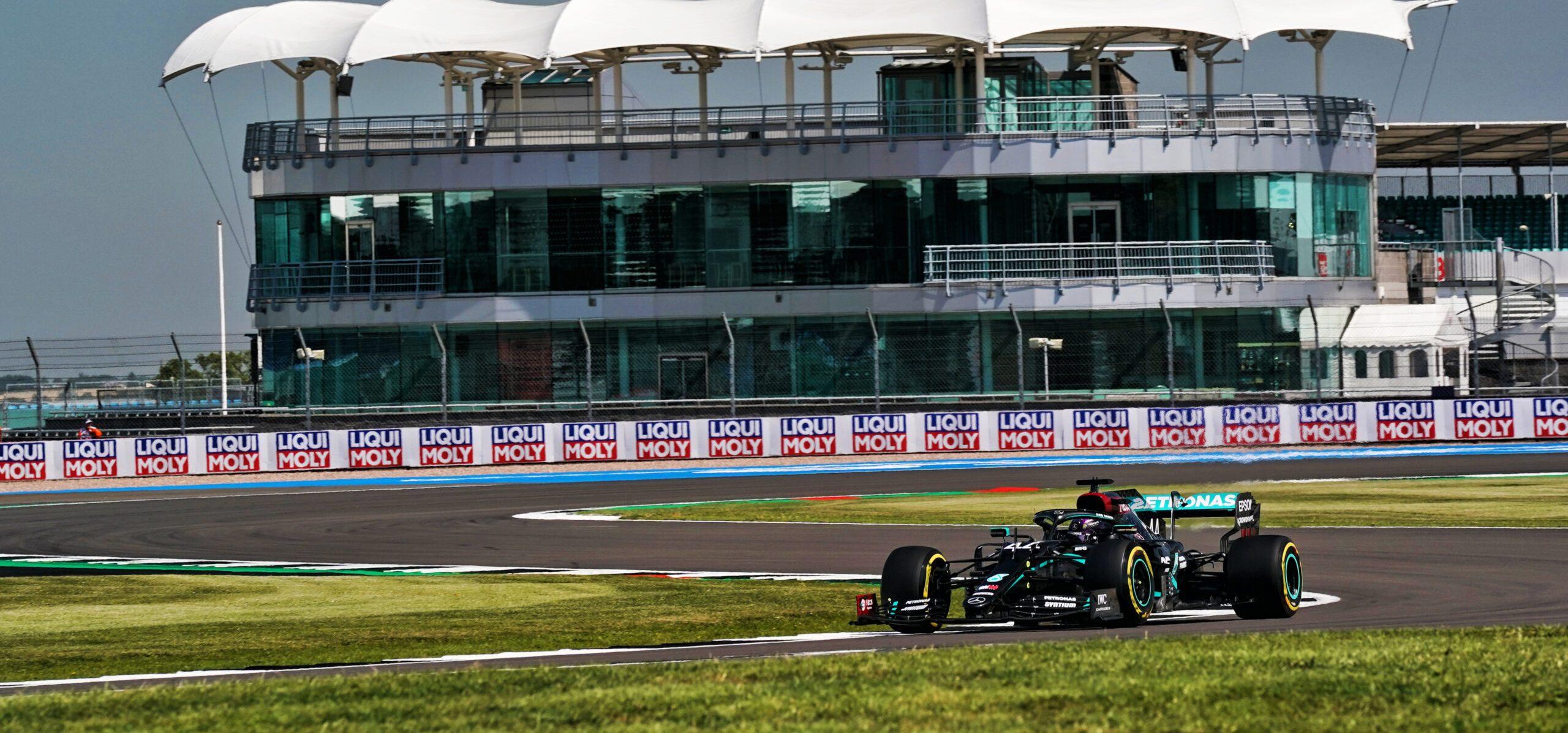 Formel 1: Hamilton-Sieg in Silverstone – Verstappen unverhofft Zweiter